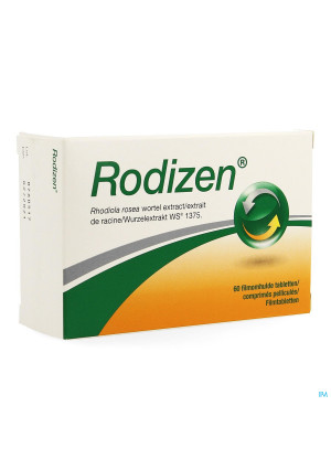 RODIZEN® 200 MG 60 TABLETTEN3560042-20
