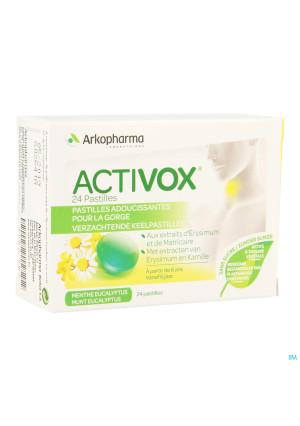 Activox Verzachtend Keel Munt-eucalyptus Past 243567567-20