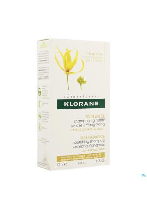 Klorane Capil. Sh Ylang Ylang 200ml3569571-20