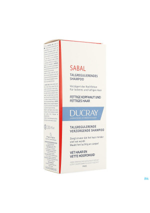 Ducray Sabal Sh Talgregulerende Verzorg. 200ml3586492-20