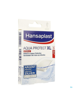 Hansaplast Aqua Protect Strips Xl 53587300-20