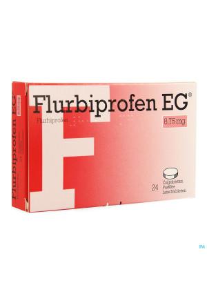 Flurbiprofen Eg 8,75mg Zuigtabletten 243587417-20