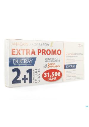 Ducray Anacaps Progresiv Promo Caps 3x303593613-20
