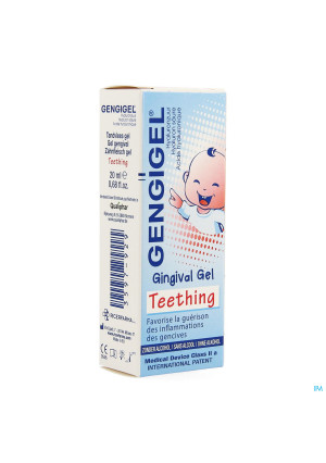 Gengigel Teething Tube 20ml3597929-20