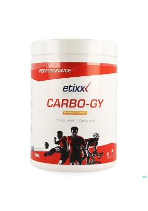 Etixx Carbo Gy Orange Pdr Pot 560g3603396-20