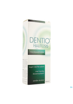 Dentio Halitosis Tegen Slechte Adem 250ml3603479-20