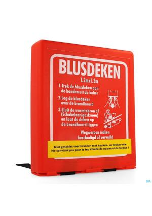 Branddeken Koker 1,2x1,2m Covarmed3604790-20