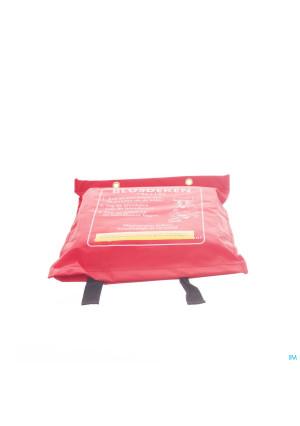 Branddeken Koker 1,8x1,8m Covarmed3604808-20
