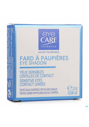 Eye Care Eye Shadow Chestnut Brown 2,5g 9313605060-20