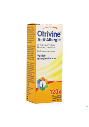 Otrivine Anti Allergie Spray 120 Doses3622487-20
