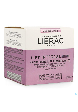 Lierac Nutri Creme Lift Integral Pot 50ml3623816-20