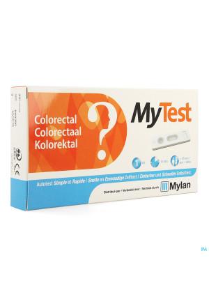 My Test Colorectaal (zelftest) Zakje 13625829-20