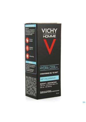 Vichy Homme Hydra Cool+ Gel 50ml3630969-20