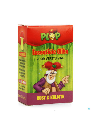 Studio 100 Essentiele Olie Rust Kalmte Plop 10ml3634029-20