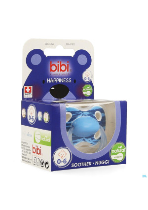 Bibi Fopspeen Hp Natural Wild Baby 0-6m3643236-20