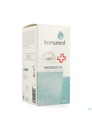 Immuneol Massage Olie 145ml3664315-20