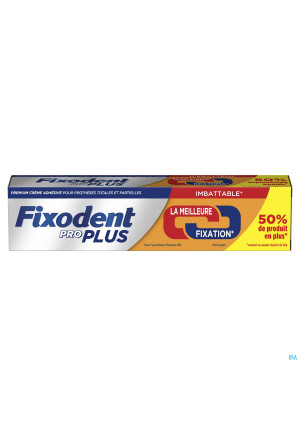 Fixodent Pro Plus Duo Action Kleefpasta 60g3665957-20