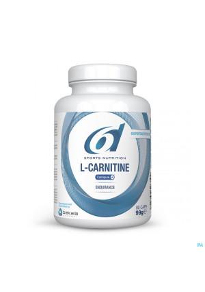 6d Sixd l-carnitine Carnipure Caps 803677317-20