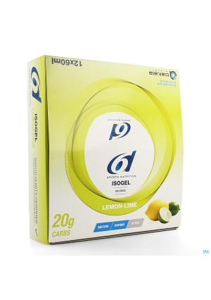 6d Sixd Isogel Lemon/lime 12x60g3687712-20