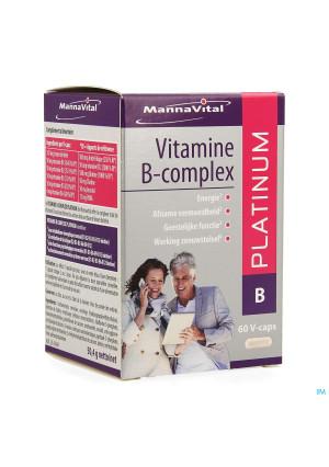 Mannavita Vitamine B Complex V-caps 603696754-20