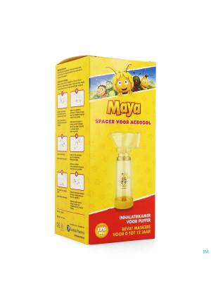 Studio 100 Inhalatiekamer Maya + Masker Baby/kind3696788-20