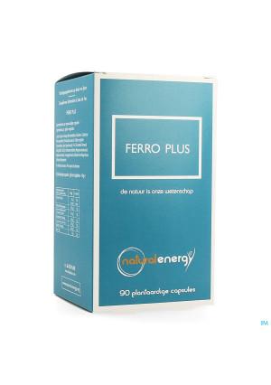Natural Energy Ferro Plus Caps 903705050-20