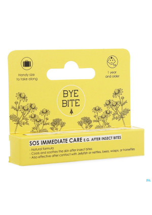 Byebite Sos Irritatie Roll-on 10ml3705563-20