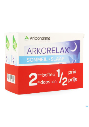 Arkorelax Slaap Promopack Comp 2x303716388-20