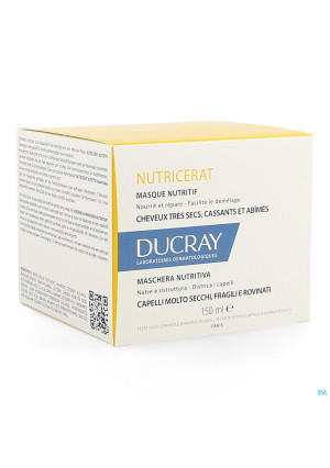 Ducray Nutricerat Masker Nf 150ml3720109-20