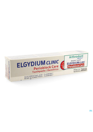 Elgydium Clinic Tandpasta Perioblock Care 75ml3722667-20