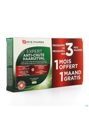 Expert Cheveux A/haaruitval Comp 3x30 2+1 Gratuit3734027-20