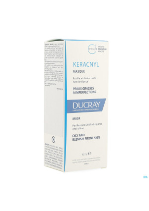 Ducray Keracnyl Masker 40ml Nf3745189-20