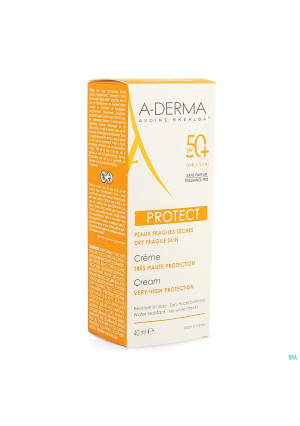 Aderma Protect Creme Z/parfum Tube 40ml3747847-20