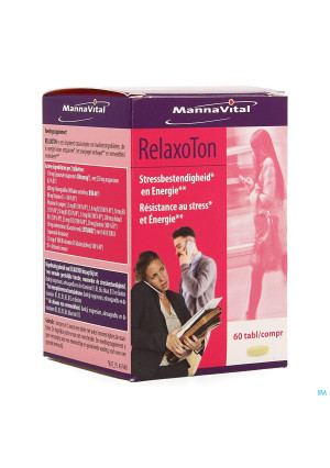 Mannavital Relaxoton Comp 603751070-20