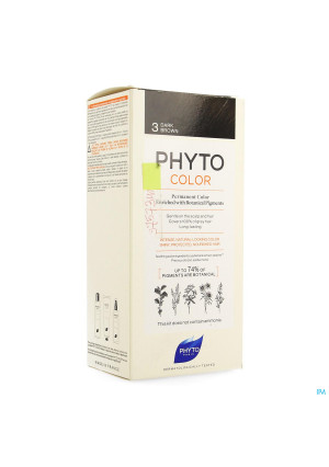 Phytocolor 3 Chatain Fonce3757341-20