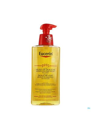 Eucerin Ph5 Douche Olie 400ml Promo-3€3767175-20