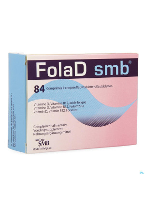 Folad Smb Kauwtabletten 843767399-20