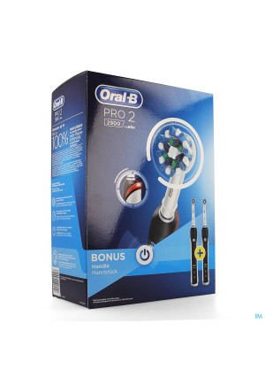ORAL B PRO 2900 DUO PACK 1 ST3775764-20