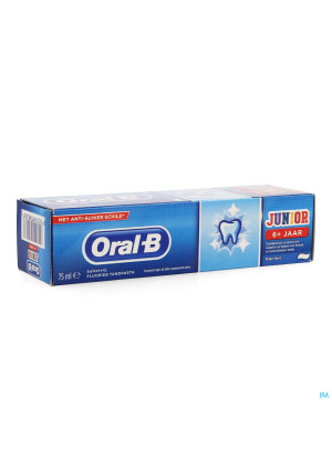 Oral-b Tandpasta Junior 75ml3776150-20