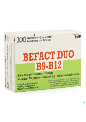 Befact Duo Kauwtabletten 1003785870-20