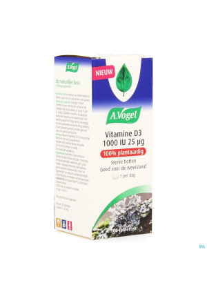 A.Vogel Vitamine D3 100 tabletten3789963-20