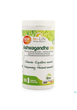 Ashwagandha 5000 Bio Be Life Caps 903807013-20