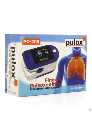 Pulox Po-200 Saturatiemeter3815818-20