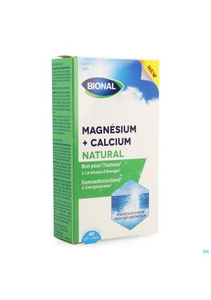 Bional Magnesium Calcium Natural Caps 403816303-20