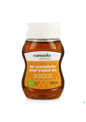 Mannavital Agave Siroop 250ml3885175-20