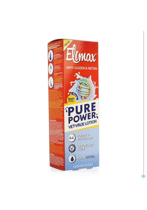 Elimax Pure Power Lotion Fl 100ml3893534-20
