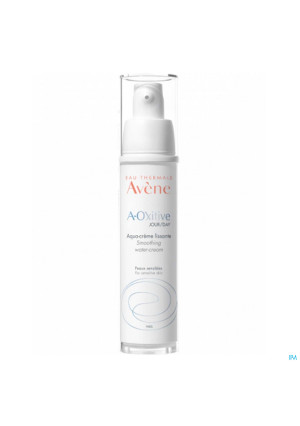 Avene A-oxitive Dag Aqua Creme Pompfl 30ml3893930-20