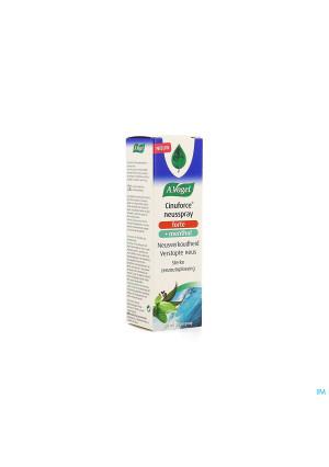 A.Vogel Cinuforce Neusspray Forte + Menthol 20ml3910692-20