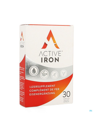 Active Iron Kind and Strong Caps 303926821-20