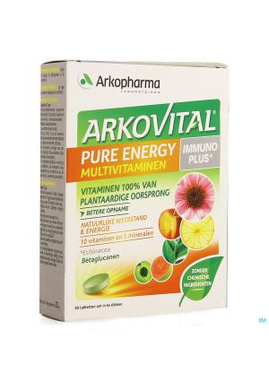 Arkovital Pure Energy Immunoplus Comp 303945144-20
